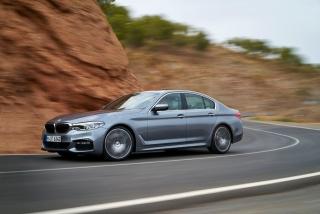 Galería BMW Serie 5 2017 Foto 36