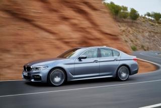 Galería BMW Serie 5 2017 Foto 37