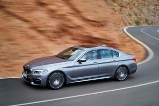 Galería BMW Serie 5 2017 Foto 38