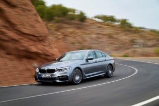 Galería BMW Serie 5 2017 Foto 39