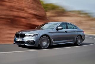 Galería BMW Serie 5 2017 Foto 42