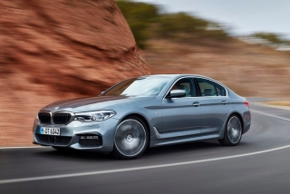 Galería BMW Serie 5 2017 Foto 43
