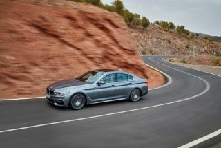 Galería BMW Serie 5 2017 Foto 44