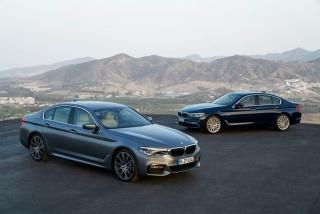 Galería BMW Serie 5 2017 Foto 92