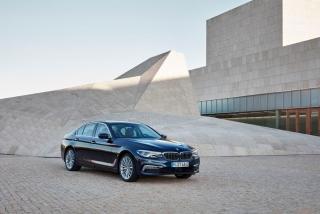 Galería BMW Serie 5 2017 Foto 96