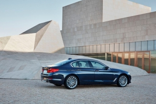 Galería BMW Serie 5 2017 Foto 97