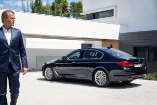 Galería BMW Serie 5 2017 Foto 100