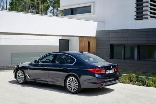 Galería BMW Serie 5 2017 Foto 101