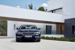 Galería BMW Serie 5 2017 Foto 103