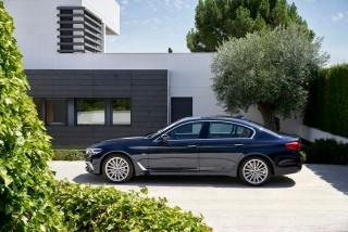Galería BMW Serie 5 2017 Foto 106