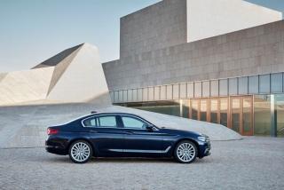 Galería BMW Serie 5 2017 Foto 108