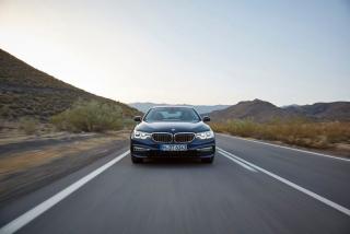 Galería BMW Serie 5 2017 Foto 110