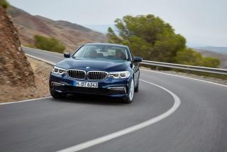 Galería BMW Serie 5 2017 Foto 111