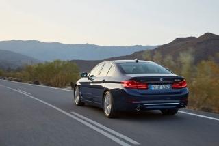 Galería BMW Serie 5 2017 Foto 113