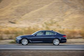 Galería BMW Serie 5 2017 Foto 114
