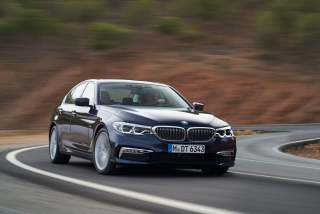 Galería BMW Serie 5 2017 Foto 115