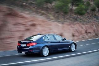 Galería BMW Serie 5 2017 Foto 117