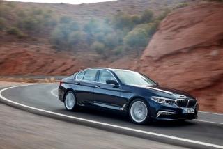 Galería BMW Serie 5 2017 Foto 118