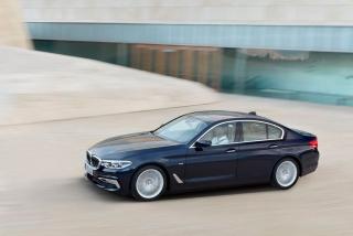 Galería BMW Serie 5 2017 Foto 120