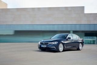 Galería BMW Serie 5 2017 Foto 121