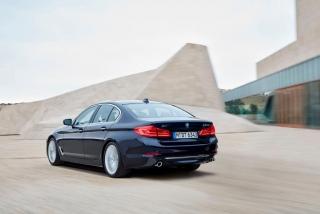 Galería BMW Serie 5 2017 Foto 122
