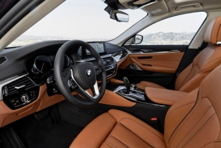Galería BMW Serie 5 2017 Foto 129