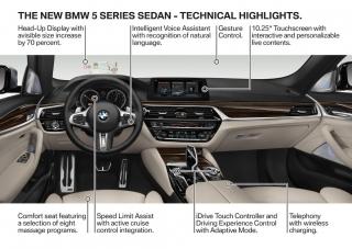 Galería BMW Serie 5 2017 Foto 131