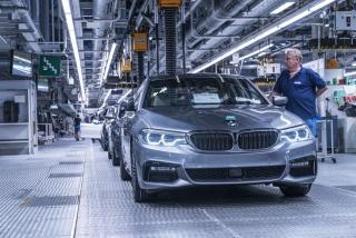 Galería BMW Serie 5 2017 Foto 160