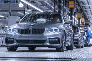 Galería BMW Serie 5 2017 Foto 161