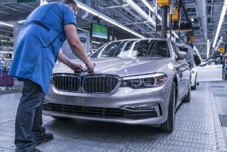 Galería BMW Serie 5 2017 Foto 163