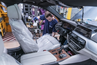 Galería BMW Serie 5 2017 Foto 171