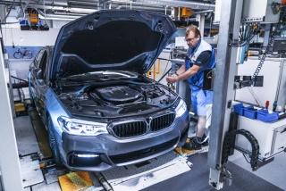 Galería BMW Serie 5 2017 Foto 172