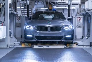 Galería BMW Serie 5 2017 Foto 173