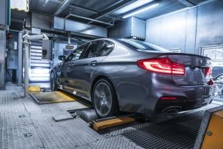 Galería BMW Serie 5 2017 Foto 174
