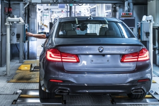 Galería BMW Serie 5 2017 Foto 176