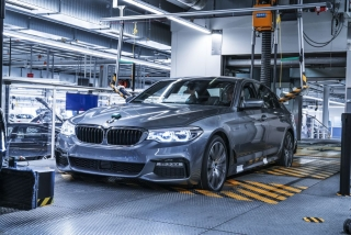 Galería BMW Serie 5 2017 Foto 177