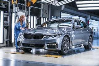 Galería BMW Serie 5 2017 Foto 179