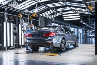 Galería BMW Serie 5 2017 Foto 180