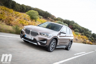 Galería BMW X1 sDrive 18d 2020 Foto 19