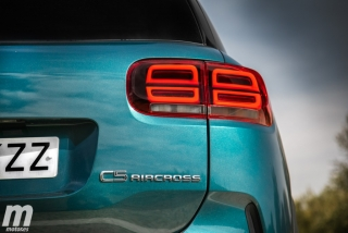 Galería Citroën C5 Aircross PureTech 180 Foto 24