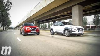 Galería comparativa Nissan Juke vs Hyundai KONA Foto 5