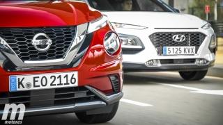 Galería comparativa Nissan Juke vs Hyundai KONA Foto 6