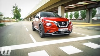Galería comparativa Nissan Juke vs Hyundai KONA Foto 12