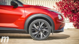 Galería comparativa Nissan Juke vs Hyundai KONA Foto 14