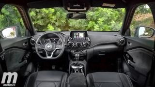 Galería comparativa Nissan Juke vs Hyundai KONA Foto 21