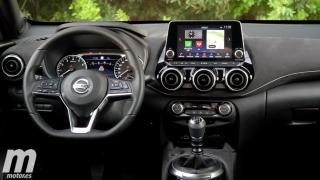 Galería comparativa Nissan Juke vs Hyundai KONA Foto 22