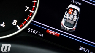 Galería comparativa Nissan Juke vs Hyundai KONA Foto 24