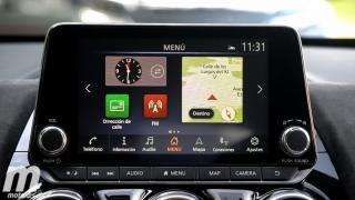 Galería comparativa Nissan Juke vs Hyundai KONA Foto 25