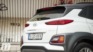Galería comparativa Nissan Juke vs Hyundai KONA Foto 43