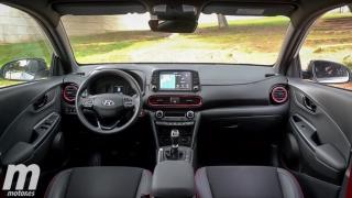 Galería comparativa Nissan Juke vs Hyundai KONA Foto 50